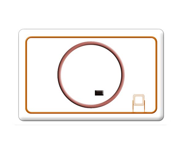 Tarjeta-blanca-con-dos-tecnologías-MIFARE-1k---125khz